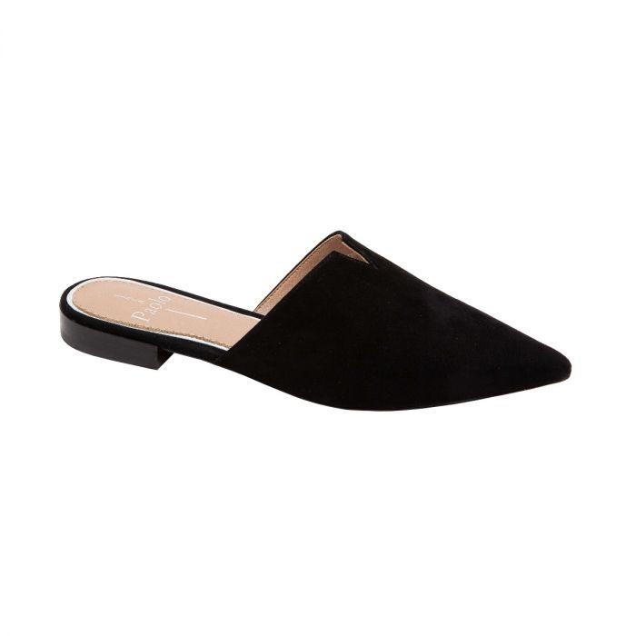 AERYN   Essential Pointy Toe Slip-On Mules