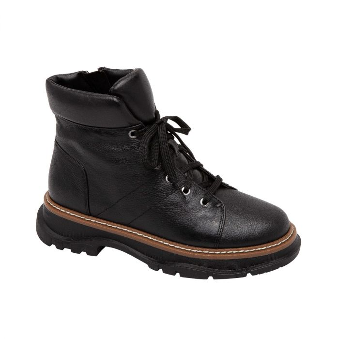 BOCA   Casual Welted LugsoleLeather Work Boot