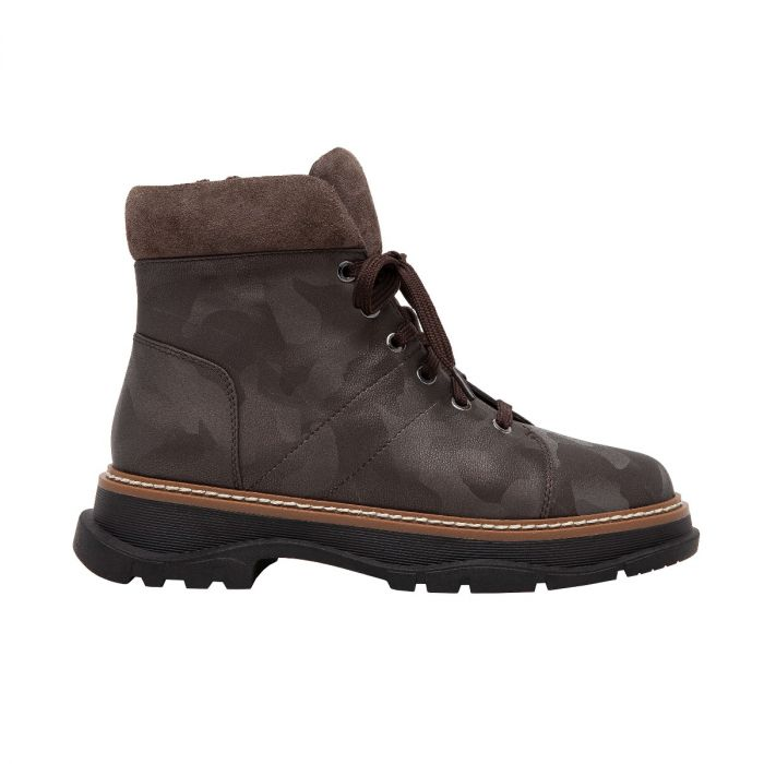 BOCA II | Casual Welted LugsoleLeather Work Boot