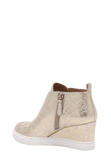 FELICIA III   Our Original Platform Wedge Sneaker Bootie