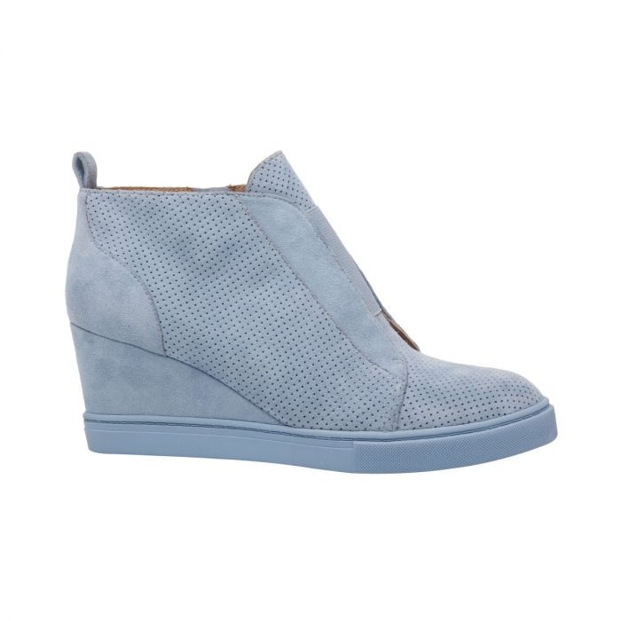 FELICIA V | Our Original Platform Wedge Sneaker Bootie