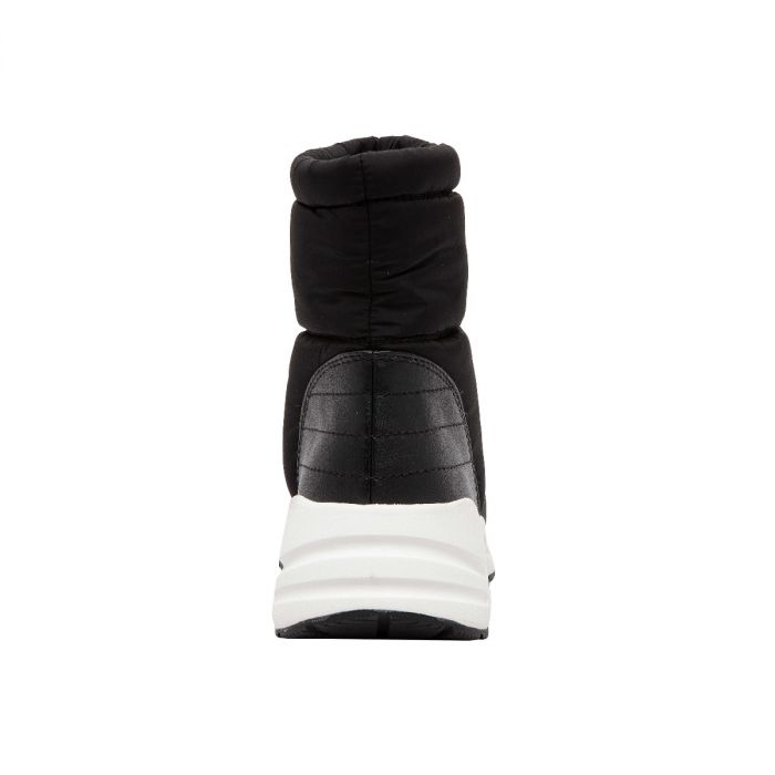 GILLIE | Sporty Athleisure Padded Fabric  Athleisure Fashion Booties
