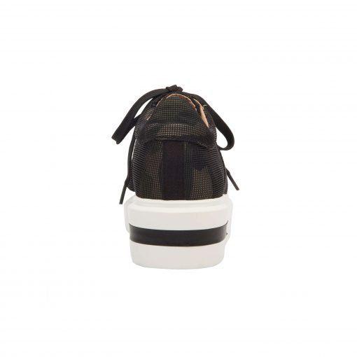 KIM | Streetwear Inspired Lace Up Platform Sneaker