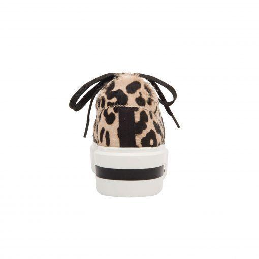 KIM II | Streetwear Inspired Lace Up Platform Sneaker