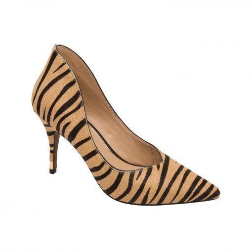 PENROSE II | Dramatic Contoured Topline High Stiletto Heel Pump