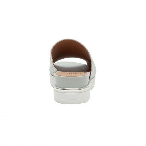 REILLY | Leather Slip-On Platform Sport Sandal