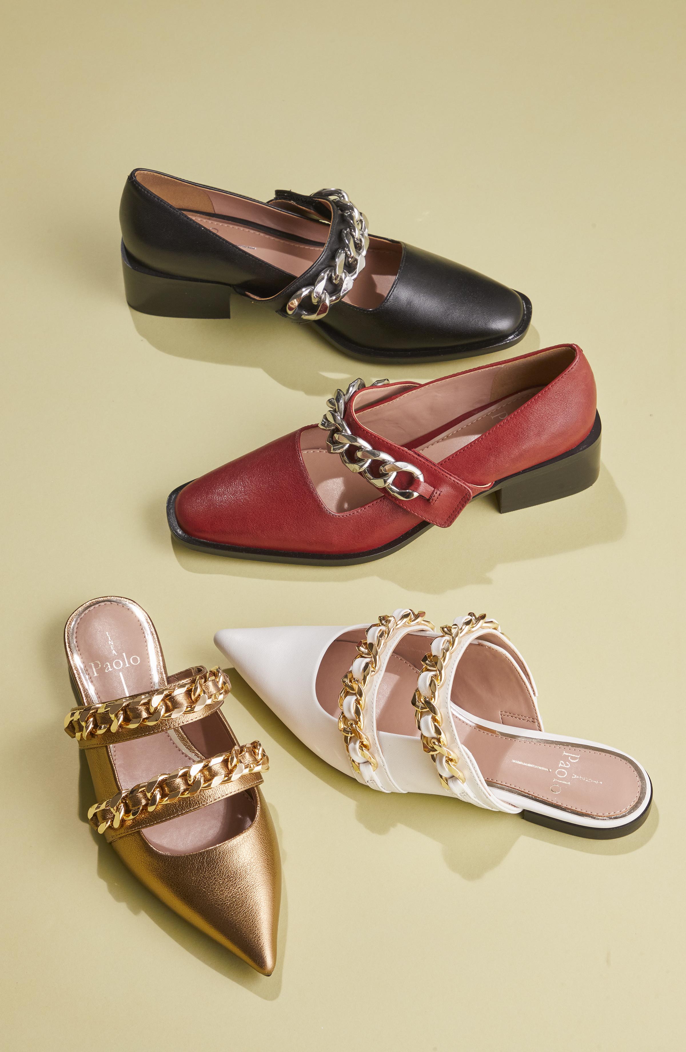 Meryl Women's Block Heel Mary Jane Pump-Lookbook14